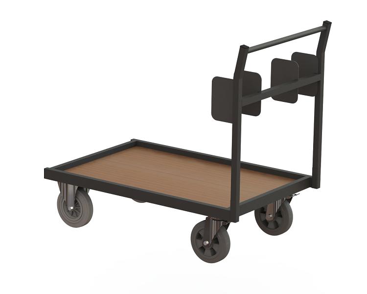 Transportwagen Robusto Vertikal Eco